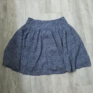 Old Navy flounce skirt NWOT